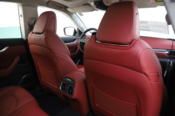 New 2020 Maserati Levante S Q4 GranSport for sale $104,635 at Maserati of Westport in Westport CT 06880 28