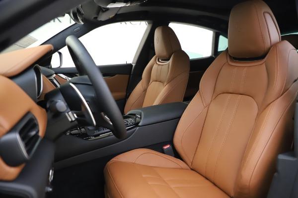 New 2020 Maserati Levante Q4 GranSport for sale $86,685 at Maserati of Westport in Westport CT 06880 15
