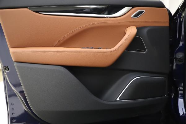 New 2020 Maserati Levante Q4 GranSport for sale $86,685 at Maserati of Westport in Westport CT 06880 17