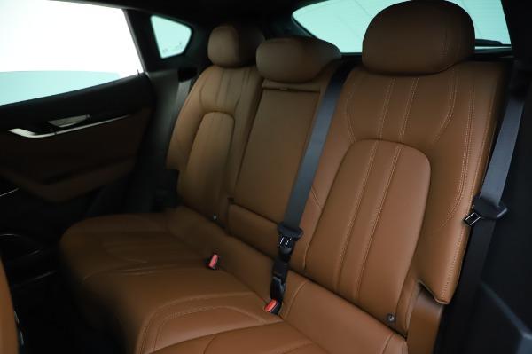 New 2020 Maserati Levante Q4 GranSport for sale $86,685 at Maserati of Westport in Westport CT 06880 18