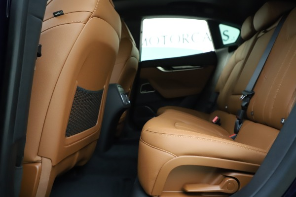 New 2020 Maserati Levante Q4 GranSport for sale $86,685 at Maserati of Westport in Westport CT 06880 19