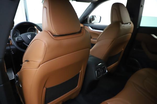 New 2020 Maserati Levante Q4 GranSport for sale $86,685 at Maserati of Westport in Westport CT 06880 20