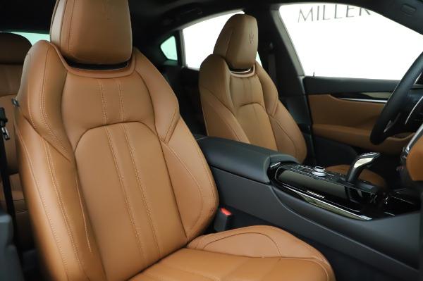New 2020 Maserati Levante Q4 GranSport for sale $86,685 at Maserati of Westport in Westport CT 06880 22