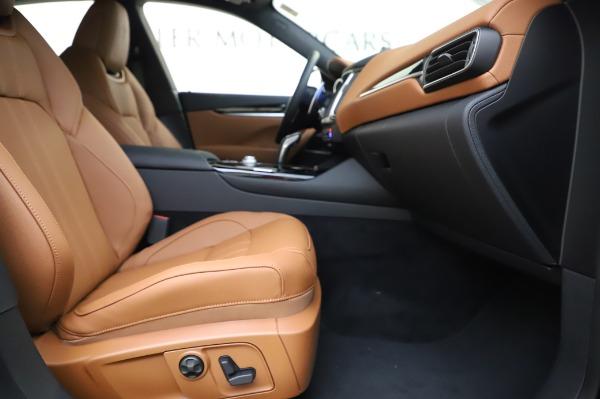 New 2020 Maserati Levante Q4 GranSport for sale $86,685 at Maserati of Westport in Westport CT 06880 23