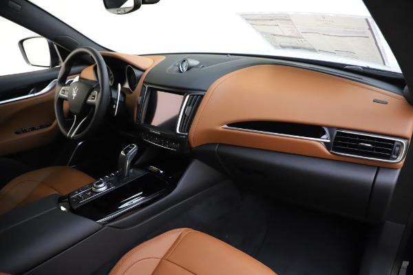 New 2020 Maserati Levante Q4 GranSport for sale $86,685 at Maserati of Westport in Westport CT 06880 24