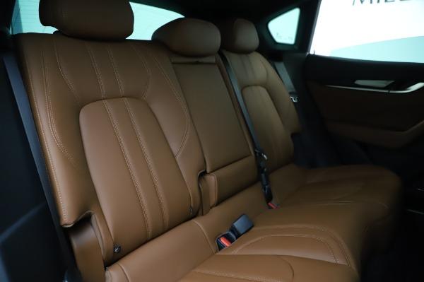New 2020 Maserati Levante Q4 GranSport for sale $86,685 at Maserati of Westport in Westport CT 06880 26