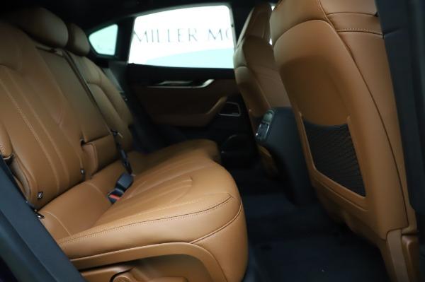 New 2020 Maserati Levante Q4 GranSport for sale $86,685 at Maserati of Westport in Westport CT 06880 27