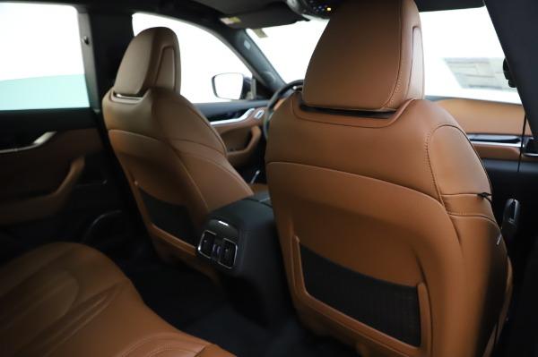 New 2020 Maserati Levante Q4 GranSport for sale $86,685 at Maserati of Westport in Westport CT 06880 28