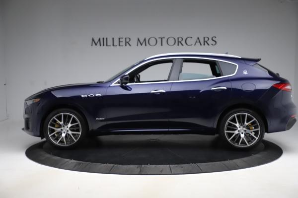 New 2020 Maserati Levante Q4 GranSport for sale $86,685 at Maserati of Westport in Westport CT 06880 3
