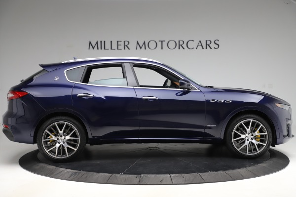 New 2020 Maserati Levante Q4 GranSport for sale $86,685 at Maserati of Westport in Westport CT 06880 9