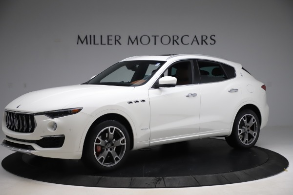 New 2020 Maserati Levante Q4 GranLusso for sale $87,449 at Maserati of Westport in Westport CT 06880 2