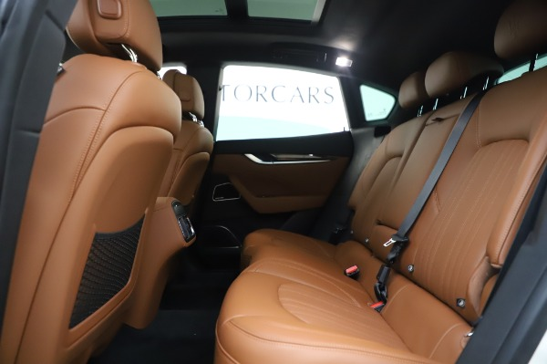 New 2020 Maserati Levante Q4 GranLusso for sale $87,449 at Maserati of Westport in Westport CT 06880 20