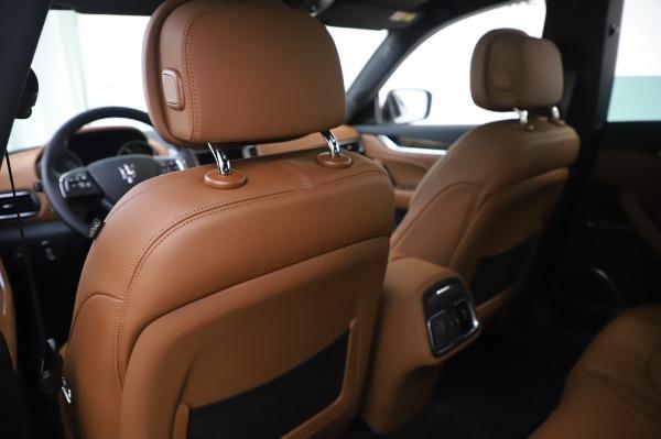 New 2020 Maserati Levante Q4 GranLusso for sale $87,449 at Maserati of Westport in Westport CT 06880 21