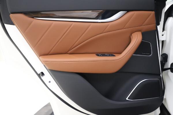 New 2020 Maserati Levante Q4 GranLusso for sale $87,449 at Maserati of Westport in Westport CT 06880 22