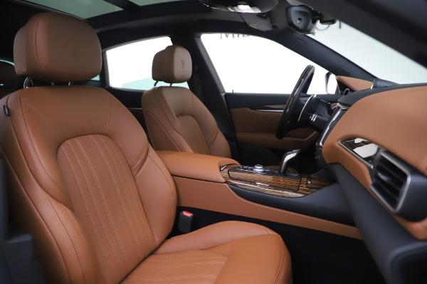 New 2020 Maserati Levante Q4 GranLusso for sale $87,449 at Maserati of Westport in Westport CT 06880 23