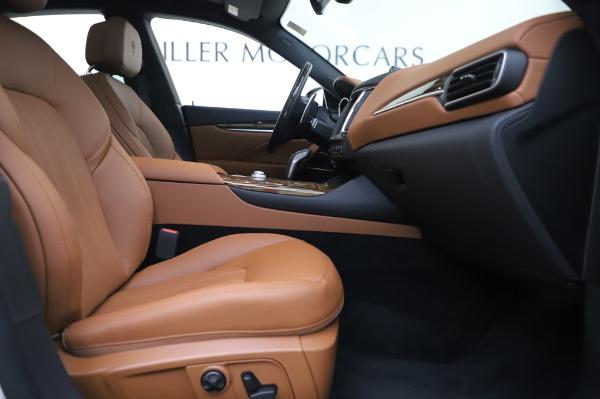 New 2020 Maserati Levante Q4 GranLusso for sale $87,449 at Maserati of Westport in Westport CT 06880 24