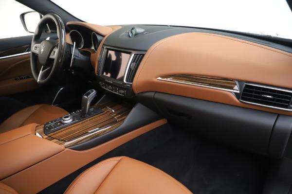 New 2020 Maserati Levante Q4 GranLusso for sale $87,449 at Maserati of Westport in Westport CT 06880 25