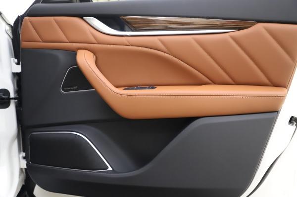 New 2020 Maserati Levante Q4 GranLusso for sale $87,449 at Maserati of Westport in Westport CT 06880 26