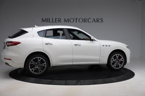 New 2020 Maserati Levante Q4 GranLusso for sale $87,449 at Maserati of Westport in Westport CT 06880 8