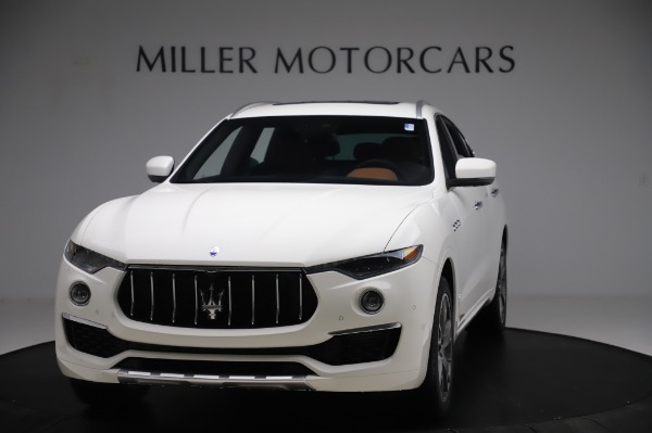 New 2020 Maserati Levante Q4 GranLusso for sale $87,449 at Maserati of Westport in Westport CT 06880 1