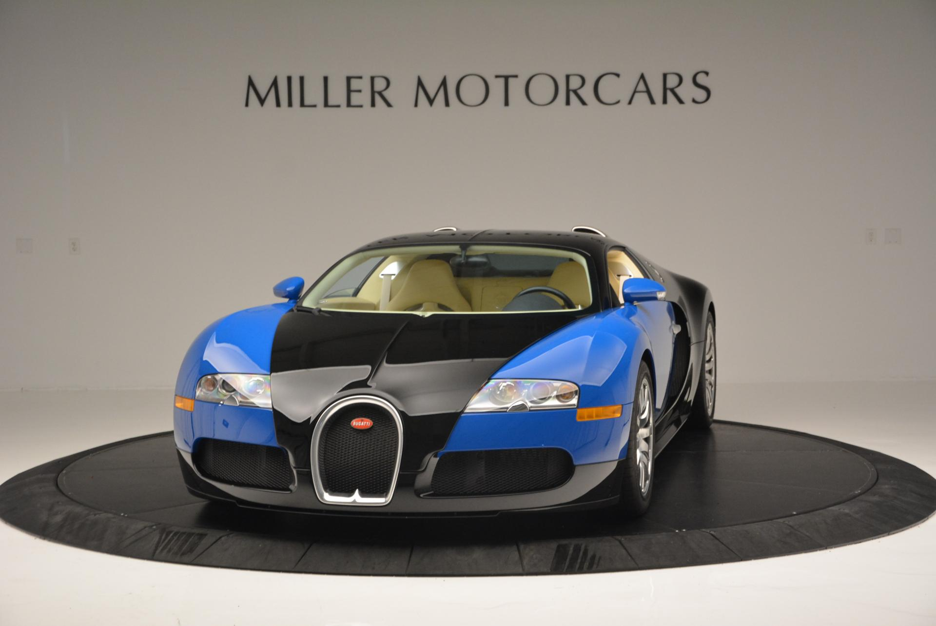Used 2006 Bugatti Veyron 16.4 for sale Sold at Maserati of Westport in Westport CT 06880 1