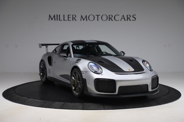 Used 2019 Porsche 911 GT2 RS for sale $316,900 at Maserati of Westport in Westport CT 06880 10