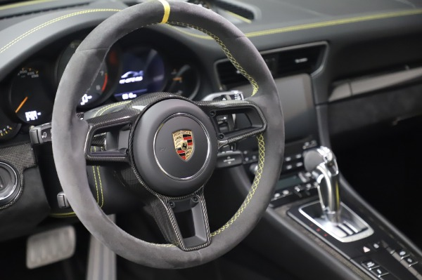 Used 2019 Porsche 911 GT2 RS for sale $316,900 at Maserati of Westport in Westport CT 06880 16