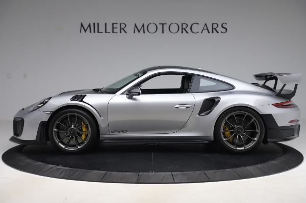 Used 2019 Porsche 911 GT2 RS for sale $316,900 at Maserati of Westport in Westport CT 06880 2