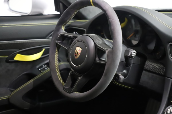 Used 2019 Porsche 911 GT2 RS for sale $316,900 at Maserati of Westport in Westport CT 06880 26