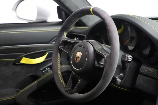 Used 2019 Porsche 911 GT2 RS for sale $316,900 at Maserati of Westport in Westport CT 06880 27