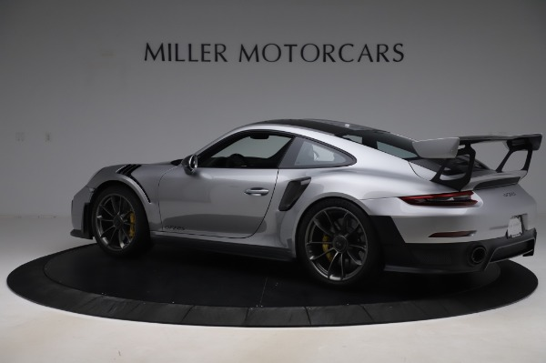 Used 2019 Porsche 911 GT2 RS for sale $316,900 at Maserati of Westport in Westport CT 06880 3