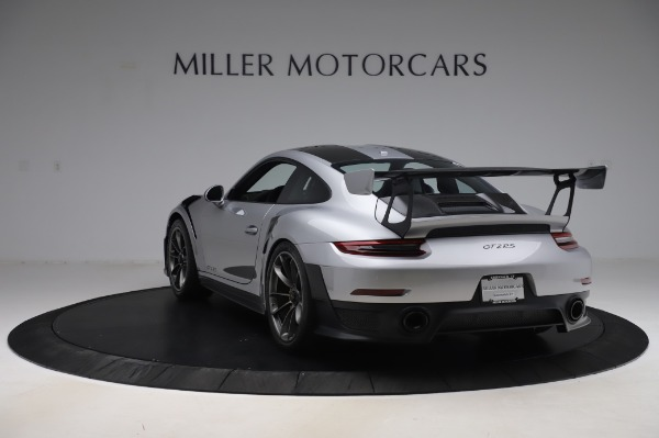 Used 2019 Porsche 911 GT2 RS for sale $316,900 at Maserati of Westport in Westport CT 06880 4
