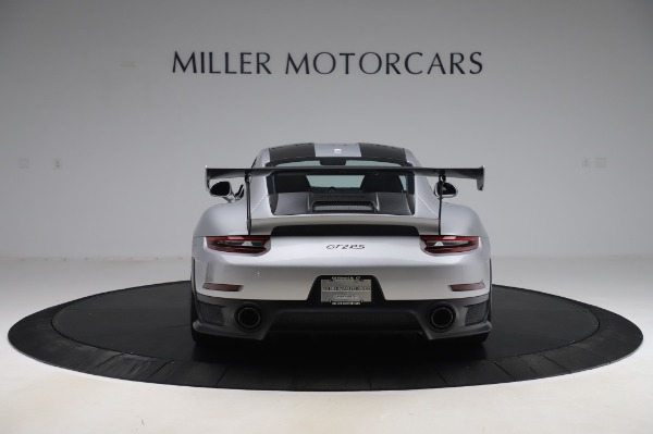 Used 2019 Porsche 911 GT2 RS for sale $316,900 at Maserati of Westport in Westport CT 06880 5