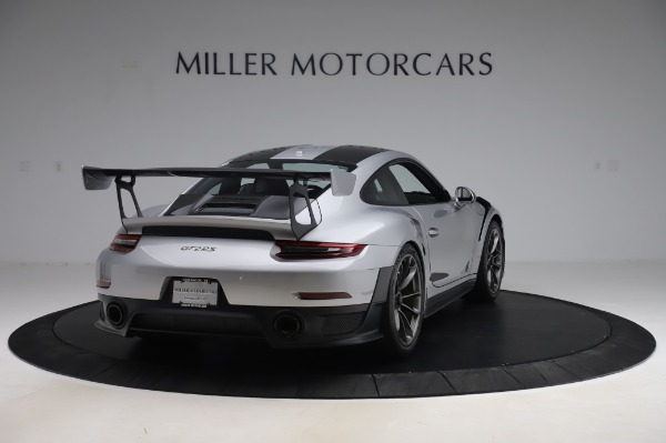 Used 2019 Porsche 911 GT2 RS for sale $316,900 at Maserati of Westport in Westport CT 06880 6
