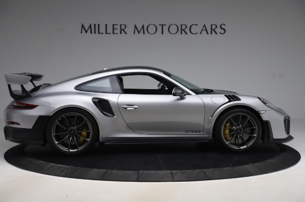 Used 2019 Porsche 911 GT2 RS for sale $316,900 at Maserati of Westport in Westport CT 06880 8