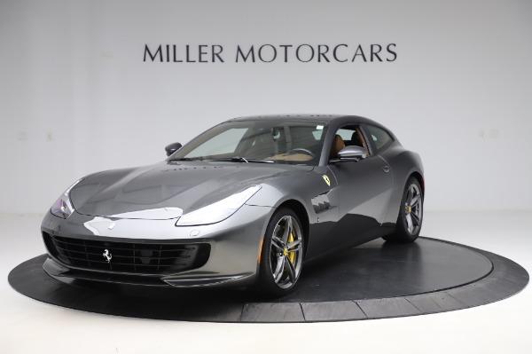 Used 2020 Ferrari GTC4Lusso for sale Call for price at Maserati of Westport in Westport CT 06880 1