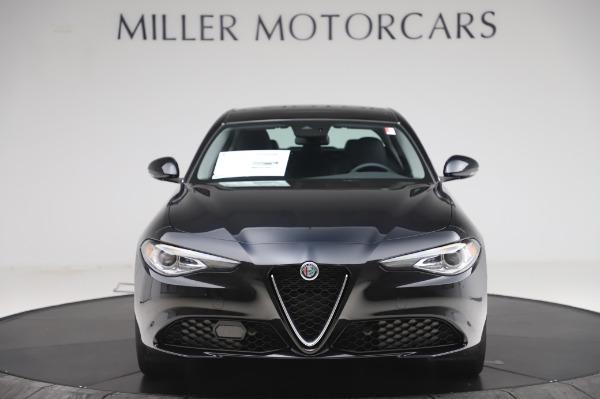 New 2020 Alfa Romeo Giulia Ti Lusso Q4 for sale $46,195 at Maserati of Westport in Westport CT 06880 12