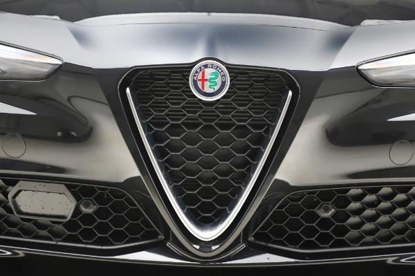 New 2020 Alfa Romeo Giulia Ti Lusso Q4 for sale $46,195 at Maserati of Westport in Westport CT 06880 13