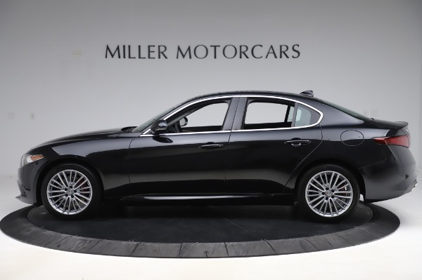 New 2020 Alfa Romeo Giulia Ti Lusso Q4 for sale $46,195 at Maserati of Westport in Westport CT 06880 3