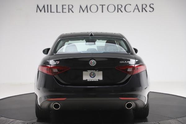 New 2020 Alfa Romeo Giulia Ti Lusso Q4 for sale $46,195 at Maserati of Westport in Westport CT 06880 6