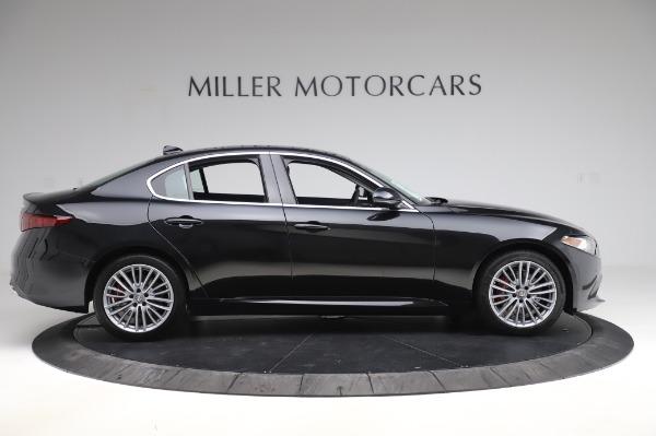 New 2020 Alfa Romeo Giulia Ti Lusso Q4 for sale $46,195 at Maserati of Westport in Westport CT 06880 9
