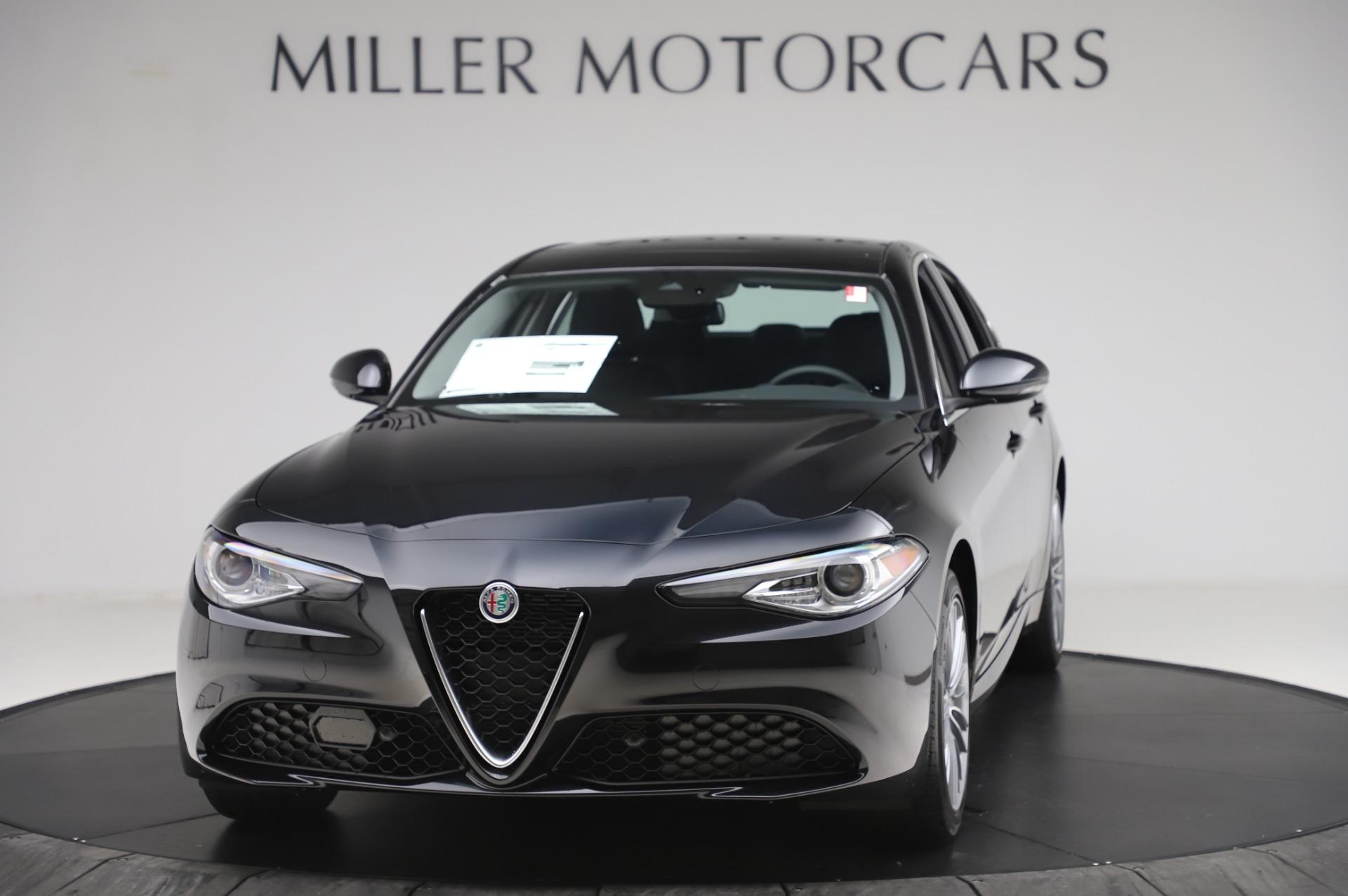 New 2020 Alfa Romeo Giulia Ti Lusso Q4 for sale $46,195 at Maserati of Westport in Westport CT 06880 1