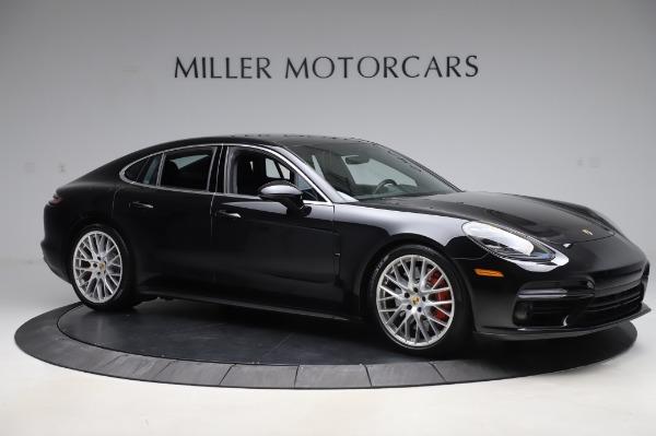 Used 2017 Porsche Panamera Turbo for sale $95,900 at Maserati of Westport in Westport CT 06880 10