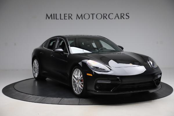 Used 2017 Porsche Panamera Turbo for sale $95,900 at Maserati of Westport in Westport CT 06880 11