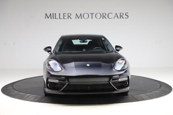 Used 2017 Porsche Panamera Turbo for sale $95,900 at Maserati of Westport in Westport CT 06880 12