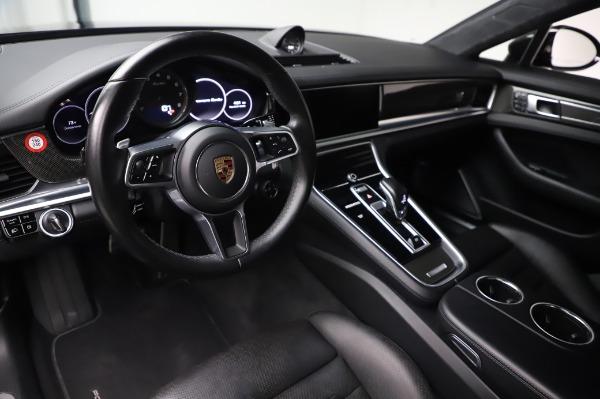 Used 2017 Porsche Panamera Turbo for sale $95,900 at Maserati of Westport in Westport CT 06880 13