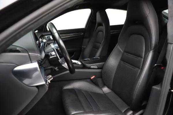 Used 2017 Porsche Panamera Turbo for sale $95,900 at Maserati of Westport in Westport CT 06880 15
