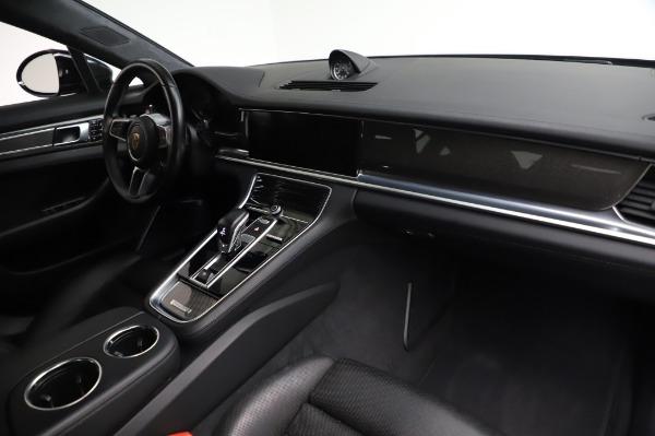 Used 2017 Porsche Panamera Turbo for sale $95,900 at Maserati of Westport in Westport CT 06880 19