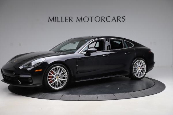 Used 2017 Porsche Panamera Turbo for sale $95,900 at Maserati of Westport in Westport CT 06880 2