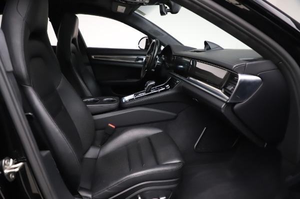 Used 2017 Porsche Panamera Turbo for sale $95,900 at Maserati of Westport in Westport CT 06880 20